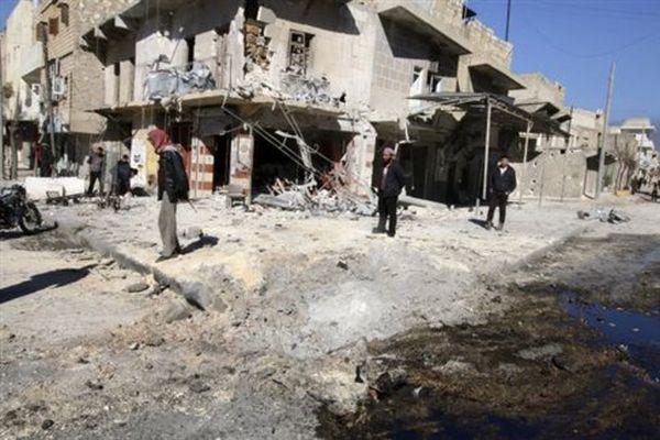 Ο συριακός στρατός ανακατέλαβε κωμόπολη στην περιφέρεια της Ντεραά