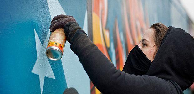 Στον Εισαγγελέα για τα graffiti απευθύνθηκαν γονείς