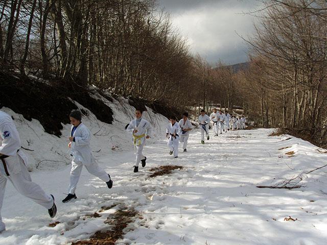 3ο Winter Camp 2016 στα Χάνια