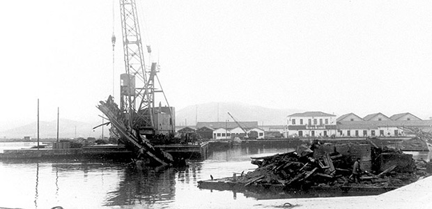 Γρηγόρης Καρταπάνης:Μετά την απελευθέρωση(Μέρος Α' 1944-46)