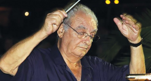 «Εφυγε» ο μαέστρος της Φιλαρμονικής του Δήμου Βόλου Γιώργος Καρυδάκης