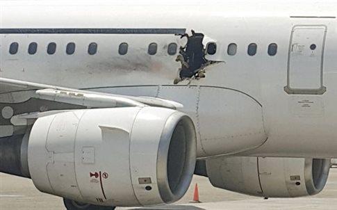 Βόμβα σε φορητό υπολογιστή εξερράγη στο αεροσκάφος της Daallo