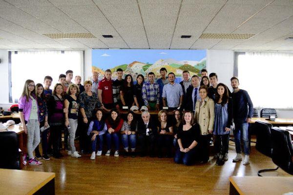Πρόγραμμα για την προώθηση του Ολυμπιακού Πνεύματος και του αντιντόπινγκ