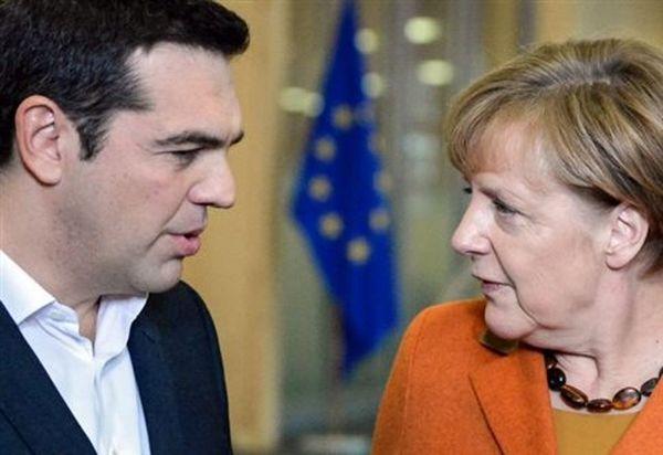 Επικοινωνία Τσίπρα-Μέρκελ για το ΝΑΤΟ στο Αιγαίο