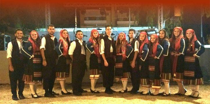 Χορός του Συλλόγου «Η Νέα Αγχίαλος»