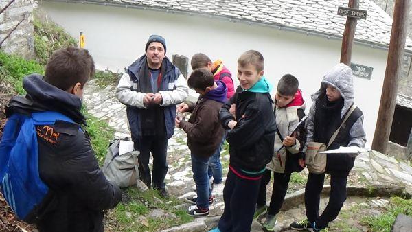 Εκπαιδευτική εκδρομή στο ΚΠΕ Μακρινίτσας