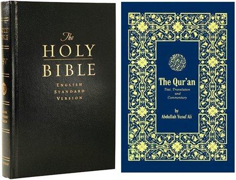 Λογισμικό συνέκρινε τη βία στη Βίβλο και το Κοράνι - Ιδού το συμπέρασμα