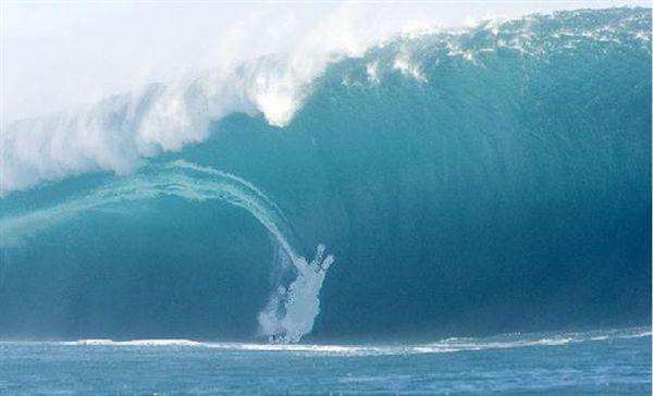 Τα τεράστια κύματα του ακρωτηρίου Χορν