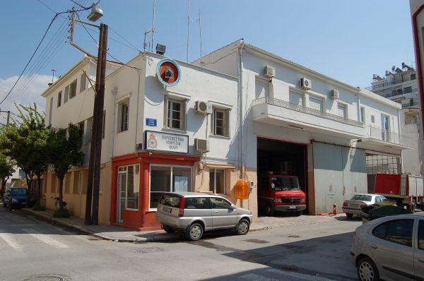 Ζητά μεταστέγαση της Πυροσβεστικής Υπηρεσίας Βόλου
