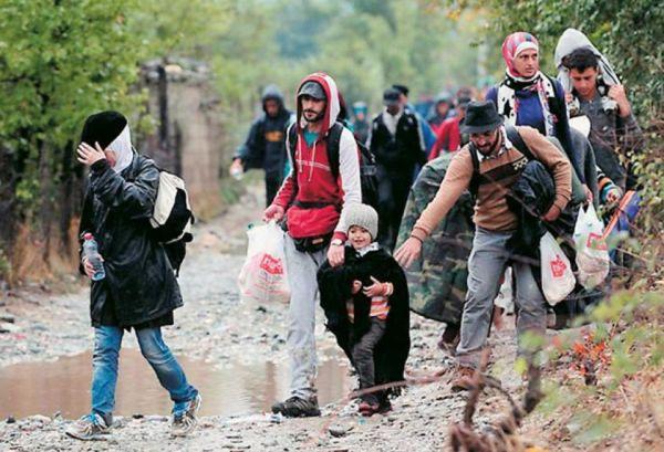 Εγγραφο για δαπάνες υποδοχής προσφύγων