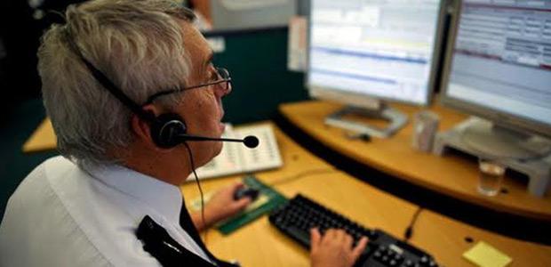 540 κλήσεις την ημέρα στο Κέντρο Επιχειρήσεων του 100