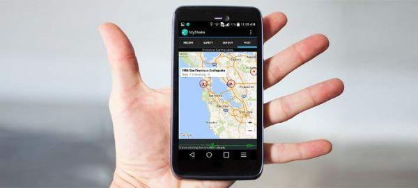 MyShake: Η νέα εφαρμογή που μετατρέπει τα κινητά σε παγκόσμιο δίκτυο σεισμογράφων