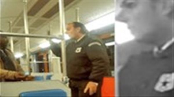 Απομακρύνεται ο υπάλληλος security που έδιωξε μετανάστη από το Μετρό