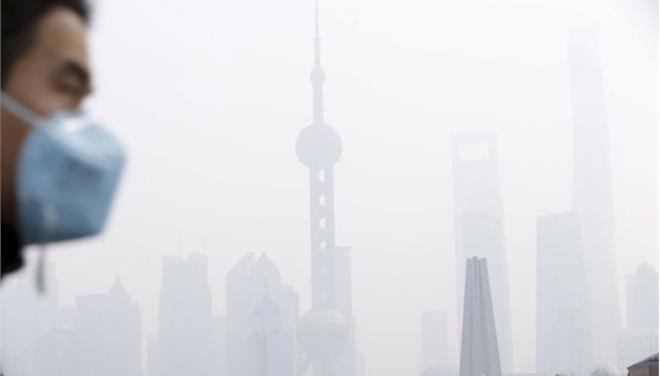 Η ατμοσφαιρική ρύπανση υπεύθυνη για 5,5 εκατομμύρια πρόωρους θανάτους