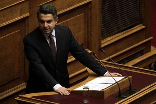 Το ΠΑΣΟΚ ζητά παρέμβαση Βούτση για την βιντεοσκόπηση της ΧΑ στη Βουλή