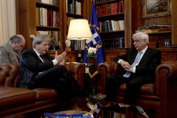 Πρόεδρος: Η ΕΕ επιτέλους αντιλαμβάνεται ότι το κέντρο βάρους είναι ο Άνθρωπος
