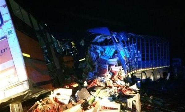 Γκάνα: Πολύνεκρο δυστύχημα σε σύγκρουση λεωφορείου με φορτηγό