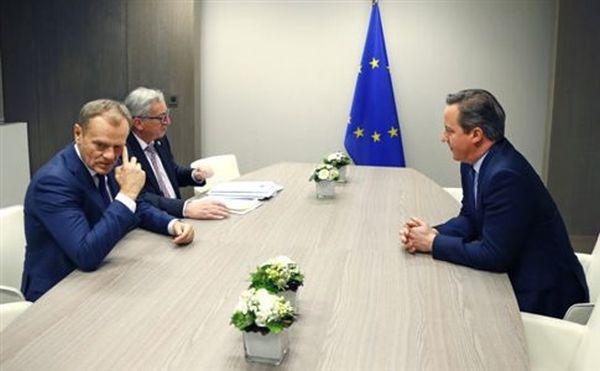 Βρετανικός μαραθώνιος στις Βρυξέλλες, δεν διαφαίνεται ακόμη συμφωνία