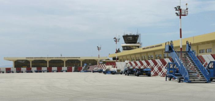 Ο επικεφαλής της Fraport στο αεροδρόμιο Σκιάθου
