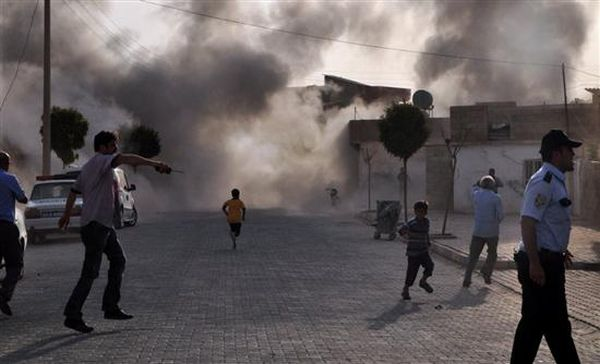 Το Ευρωπαϊκό Συμβούλιο καλεί να σταματήσουν οι μάχες στη Συρία