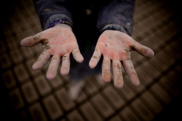 21 παιδιά - θύματα παιδικής εργασίας στο Βόλο