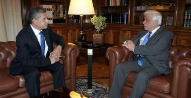 Συνάντηση Παυλόπουλου – Αγοραστού: Τι συζητήθηκε