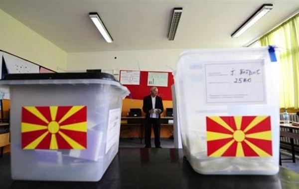 Αναβολή των πρόωρων εκλογών στην ΠΓΔΜ εισηγούνται ΕΕ και ΗΠΑ