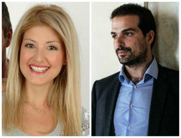 Τζίμα - Σακελλαρίδης: Έγκυος η δημοσιογράφος και ετοιμάζουν γάμο!