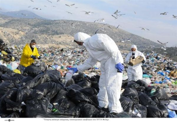 Έρχονται νέα ευρω-πρόστιμα για τα απόβλητα στην Ελλάδα