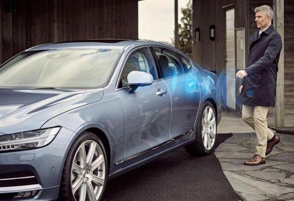 Ερχεται το ψηφιακό κλειδί μέσω κινητού τηλεφώνου για τα αυτοκίνητα