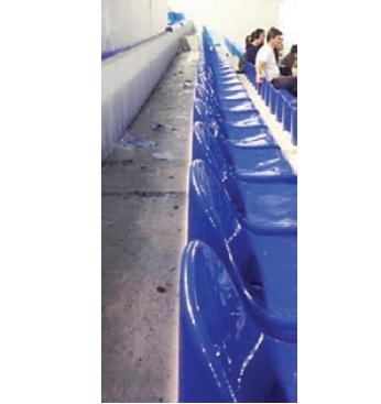 Πλημμελή καθαριότητα στο Κολυμβητήριο Νέας Ιωνίας