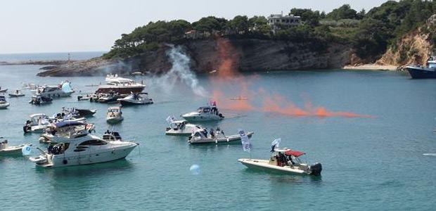«Απόβαση» 200 σκαφών αναμένεται το καλοκαίρι στην Αλόννησο