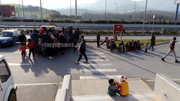 Συμπαραστέκεται στους πρόσφυγες η Λέσχη Εργαζομένων