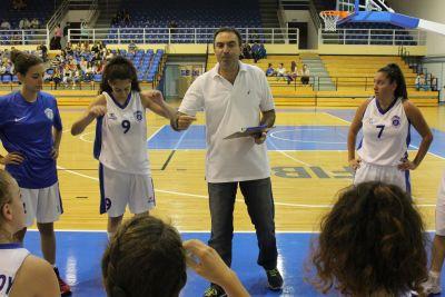 Με Πυλαία τα κορίτσια  στο μπάσκετ