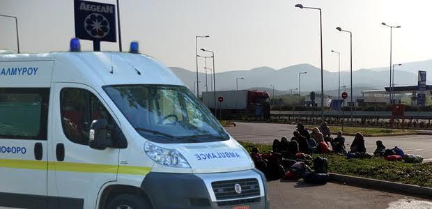 Ζητήθηκαν 105 € για να κινηθεί το ασθενοφόρο