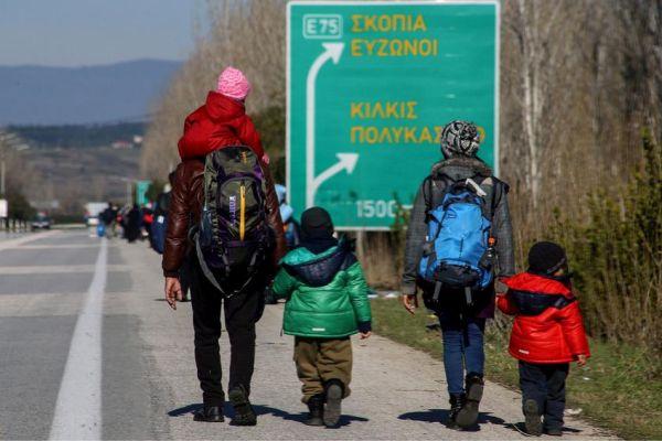 Εκλεισαν ξανά τα ξημερώματα τα σύνορα στην Ειδομένη