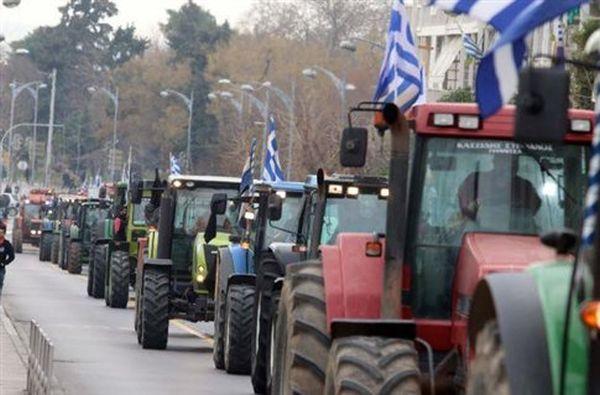 Την Τρίτη φεύγουν από το μπλόκο της Εξοχής οι τελευταίοι των... αγροτών