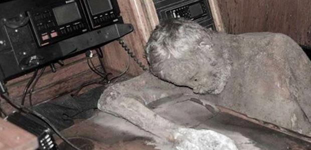 Βρέθηκε μουμιοποιημένο πτώμα σε γιότ