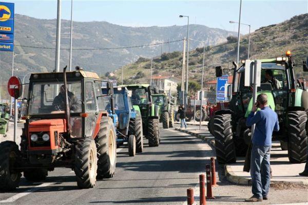 Δεν υπαναχωρούν οι αγρότες του νομού Ημαθίας