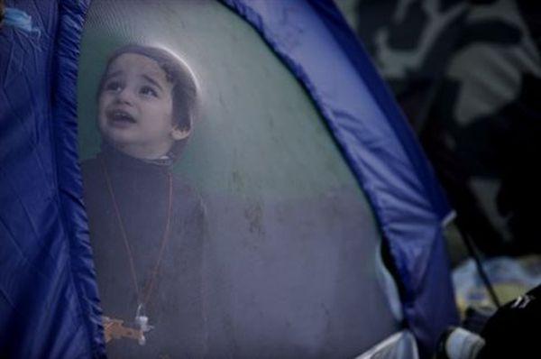 Η απελπισία πλανάται πάνω από την Ειδομένη