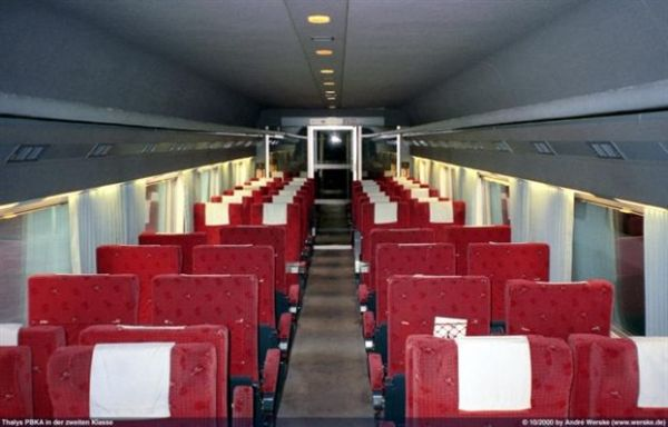 Τρένο από Παρίσι σε Βρυξέλλες με 10 ευρώ, αλλά... όρθιος