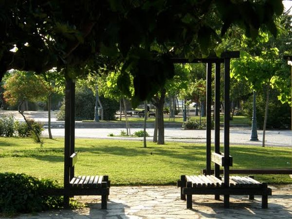 Αλλαγή του χαρακτήρα του πάρκου του Αναύρου