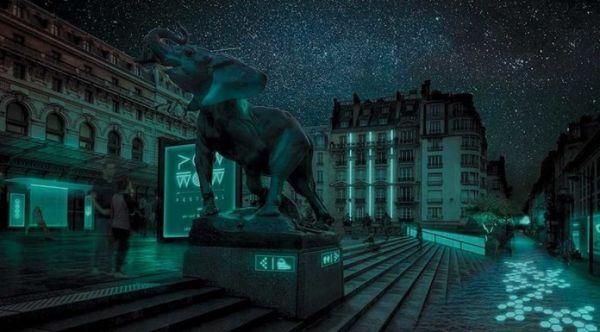Παρίσι: βακτήρια θα φωτίζουν την Πόλη του Φωτός