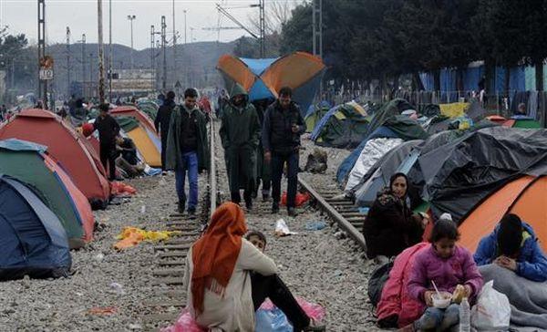 Χωρίς τέλος το δράμα των προσφύγων