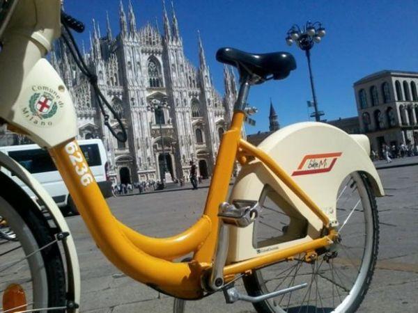 Μιλάνο: Μετρητά σε όσους επιλέγουν το ποδήλατο για τις μεταφορές τους