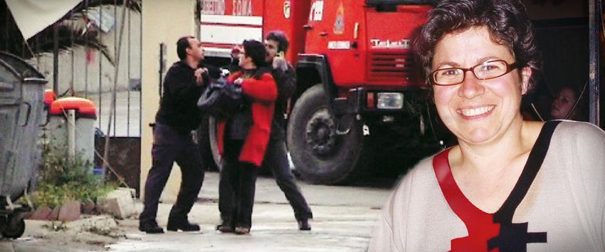 Αποζημίωση 1 εκατ. στην Αγγελική για τον ξυλοδαρμό που συγκλόνισε την Ελλάδα