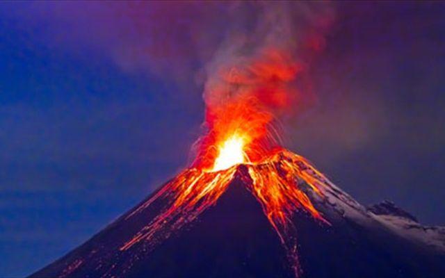 Η μεγαλύτερη ηφαιστειακή έκρηξη στο ηλιακό σύστημα