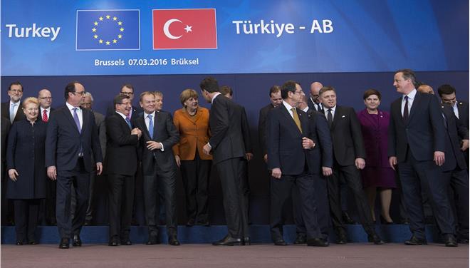 Οι χώρες του Βίζεγκραντ μπλοκάρουν την Σύνοδο ΕΕ-Τουρκίας