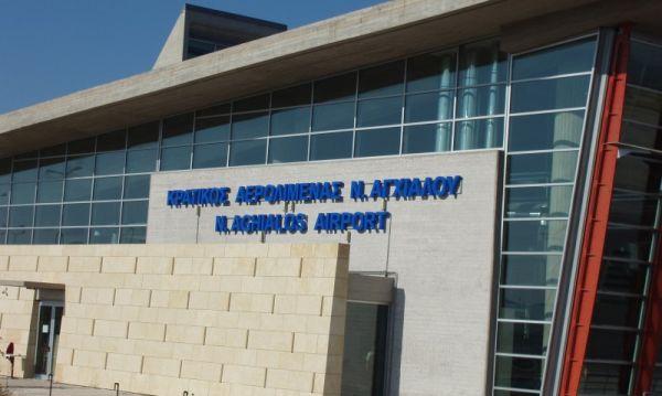 Η Μαρίνα Χρυσοβελώνη για τις υποδομές στο αεροδρόμιο