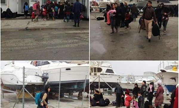 Αλεξανδρούπολη: Εντοπίστηκαν σώοι 110 πρόσφυγες και μετανάστες